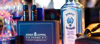 Bombay Sapphire Master Class